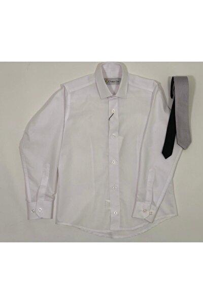 Çocuk Gömlek Kravat 2 Li Set