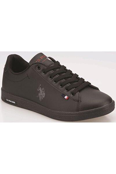 As00477393 100548977 Franco Dhm U.s. Polo Assn. Kadın Spor Ayakkabı Siyah