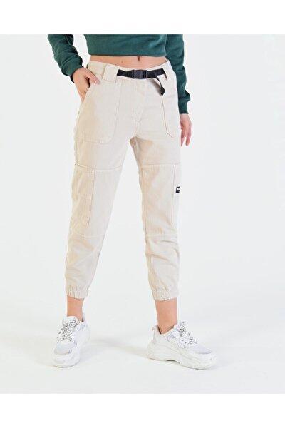 Kadın Cep Detaylı Kargo Pantolon