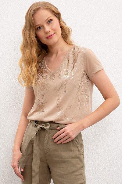 Kadın T-Shirt G082SZ011.000.972305