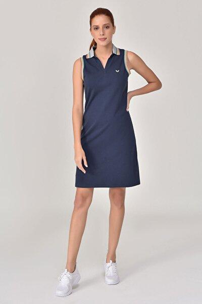 Lacivert Kadın Elbise GS-8079