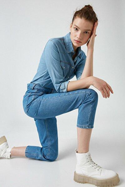 Kadın Mıd Indıgo Jeans 1KAK47067MD