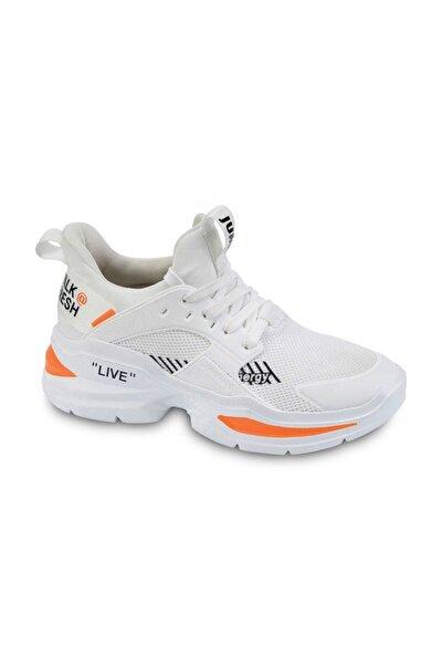 Kadın Beyaz Spor Ayakkabı 24685