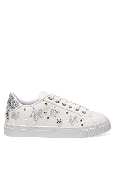 ARTEMIS 1FX Beyaz Kadın Havuz Taban Sneaker 101004867