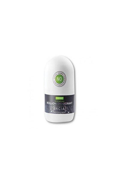 Doğal Roll-on Deodorant Erkekler Için 50 ml
