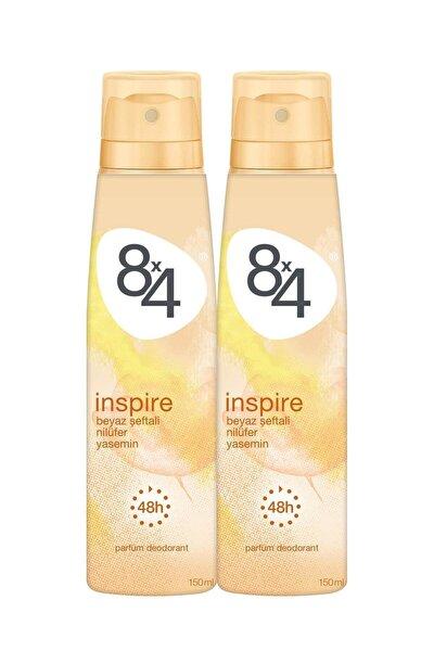 Inspire Kadın Deodorant Sprey 150 ml 2 Adet