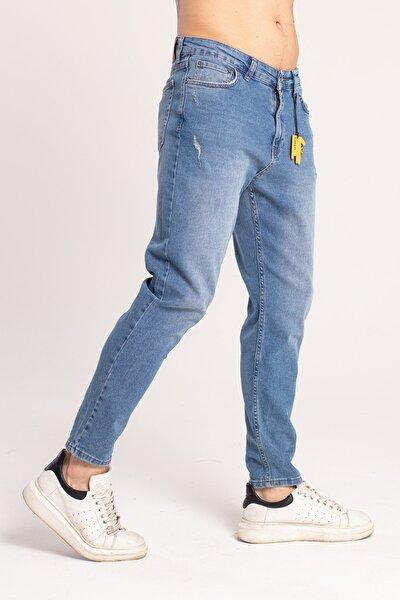 Rahat Kalıp Mavi Jean 3981-q2