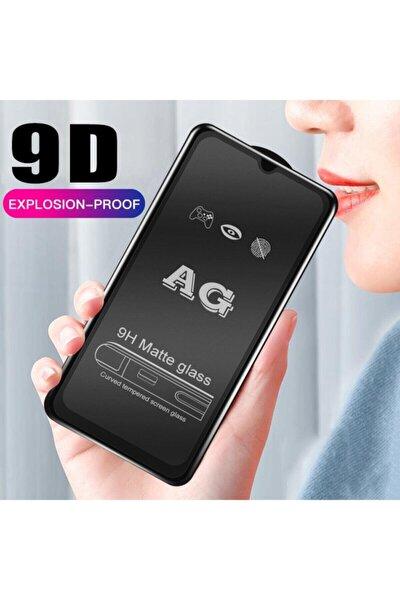 Samsung Galaxy M51 9d Tam Kaplayan Mat Seramik Cam Ekran Koruyucu
