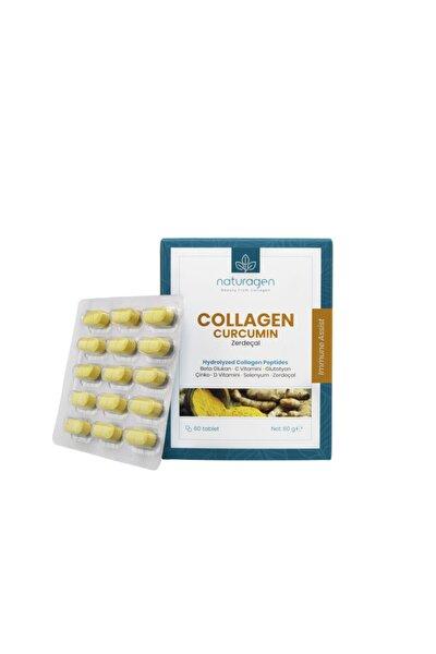 Kolajen Curcumin - 60 Tablet - Immun Assıst