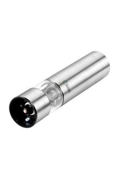 Kspg 4806 Pilli-led Işıklı Otomatik Tuz Karabiber Değirmeni (4806)