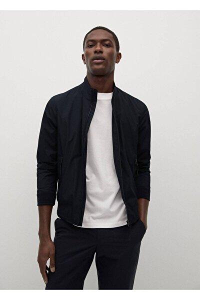Teknik Kumaşlı Ceket