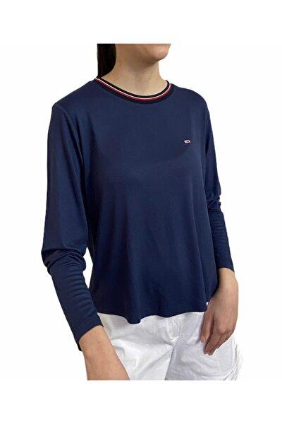 Kadın Long Sleeve Woman Basic  Blouse