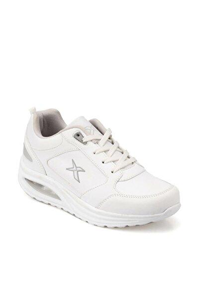 LUDA PU W 9PR Beyaz Kadın Sneaker Ayakkabı 100430367