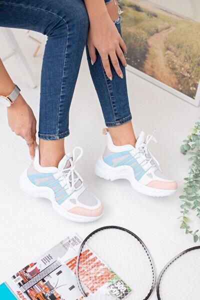 Kadın Sneaker Spor Ayakkabı