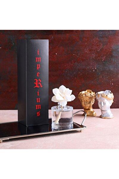 Queen Intense Cylinder Reed Diffuser 100 Ml Çiçekli Set Oda Kokusu