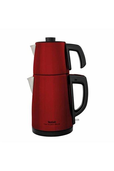 Tea Expert Deluxe Kırmızı Çay Makinası