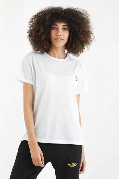 Unisex Nakışlı T-shirt