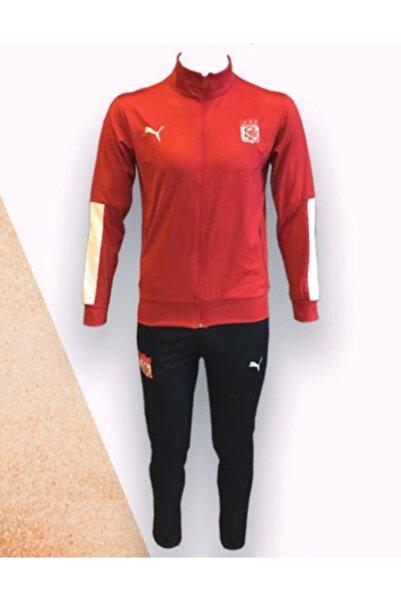 Sivasspor Fermuarlı Eşofman Takımı