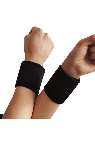 Karpal Ağrısı Bandajı - El Bilek Bandajı - Bileklik - Ayarlanabilir - 1 Çift