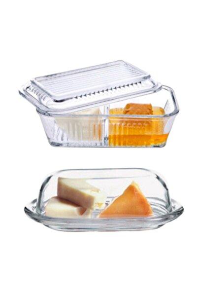 Bölmeli Tereyağlık Ballık Ve Basic Tereyağlık Peynir Kabı