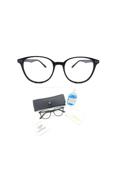 Unisex Mavi Uv Korumalı Bilgisayar Gözlüğü