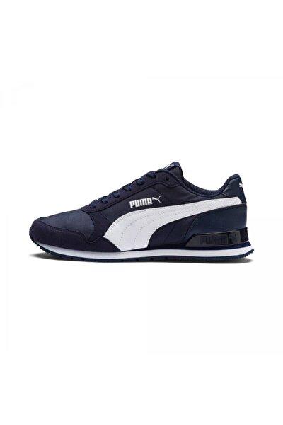 ST RUNNER V2 NL JR Lacivert Kadın Sneaker Ayakkabı 101085334