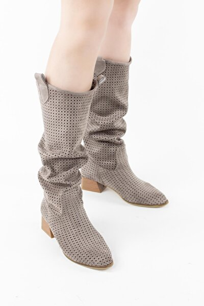 Solea Yazlık Kadın Çizme