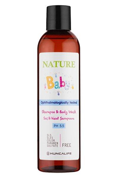 Nature Baby Saç Ve Vücut Şampuanı 350 ml 8690973721082