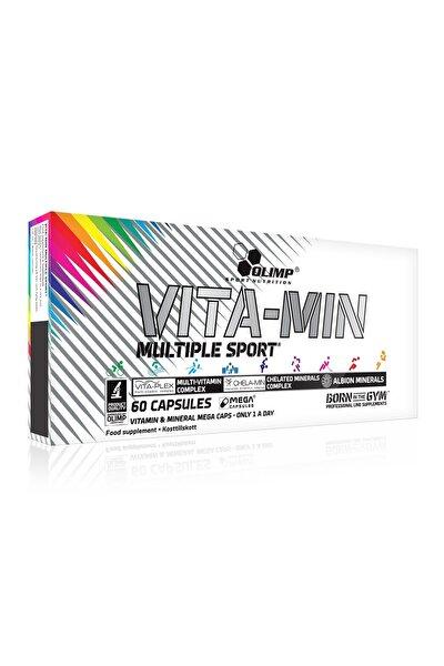 Vita-mineral Multiple Sport 60 Kapsül