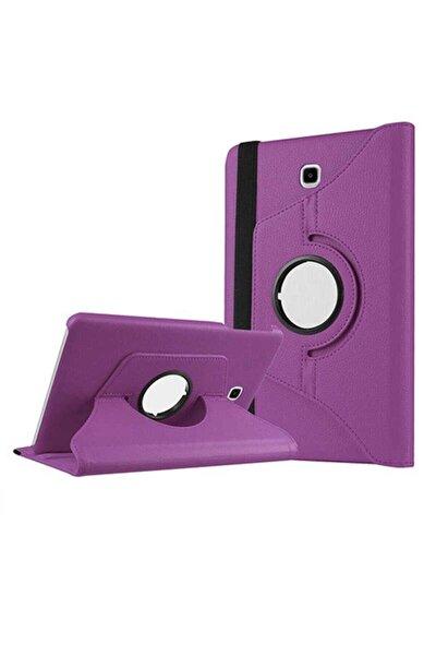 Ipad Mini 2/3 360derece Dönerli Tablet Kılıfı Mor