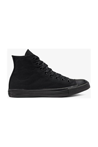 Unisex Siyah Chuck Taylor All Star Hi Sneaker M3310C