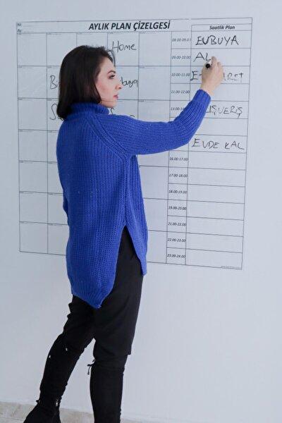 Aylık Plan Akıllı Kağıt Tahta