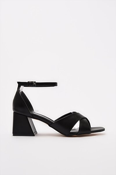 Siyah Kadın Sandalet 01SAH212970A100