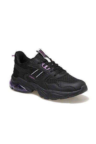 Fıora W Kadın Siyah Spor Ayakkabı