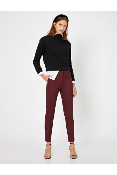 Cep Detayli Pantolon