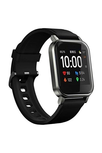 Ls02 Akıllı Saat, Ios Ve Android Uyumlu, Siyah