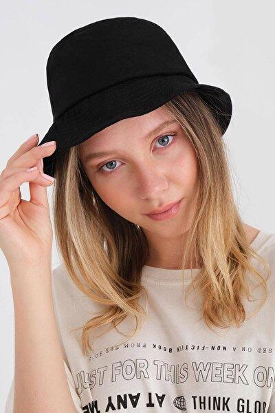 Kadın Siyah Şapka