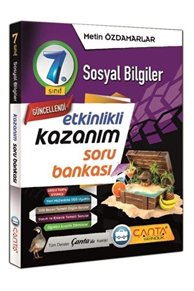 7.Sınıf Kazanım Sosyal Bilgiler Soru Bankası