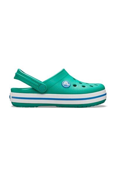 Crocband Clog K - Unisex Çocuk Yeşil Spor Sandalet