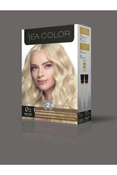Kadın Sarı  Saç Boyası 2 Tüplü Set