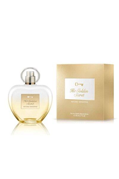 Kadın  Antonio Banderas Her Golden Secret Edt 80 ml Parfüm