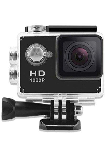 Full Hd 1080p Dijital Suya Dayanıklı Aksiyon Kamera