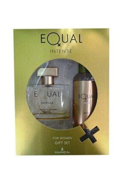 Intense Edt 75 ml + 150 ml Vücut Losyonu Kadın Parfüm Seti 8690973366207