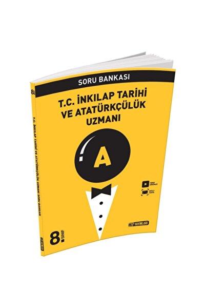 8. Sınıf T.c. Inkılap Tarihi Ve Atatürkçülük Uzmanı Soru Bankası