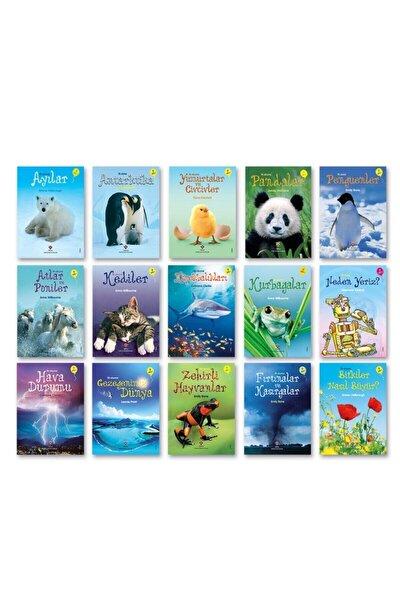 Popüler Bilim Ilk Okuma Kitapları 15 Li Set 1. Sınıf Ve Okul Öncesi Set 2