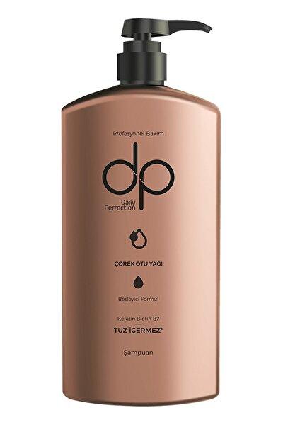 Tuzsuz Çörekotlu Şampuan  800 ml