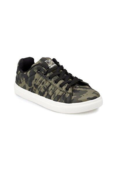 VULDA CAMO Haki Erkek Çocuk Sneaker Ayakkabı 100317047