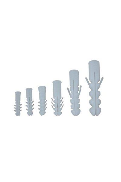 Made Plastik Dübel 8 Mm 100 Adet