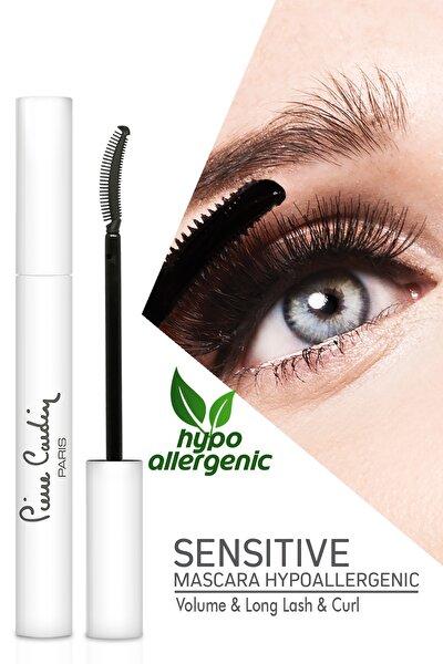 Sensitive Anti-Allergic Volume & Long Lash & Curly Black Mascara 10 ml