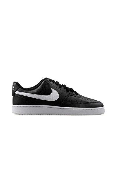 Wmns Court Vısıon Low Kadın Siyah Günlük Spor Ayakkabı Cd5434-001
